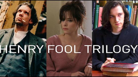 画像2: HENRY FOOL Trilogy Boxed-Set www.kickstarter.com