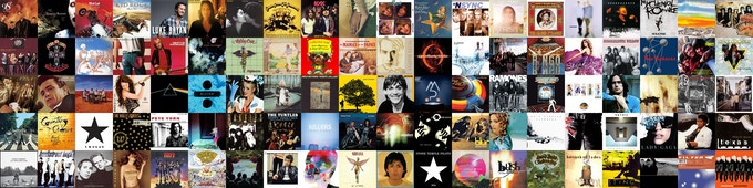 Pop, alternative, country... a little bit of everything for everybody!