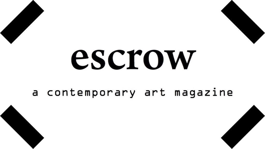 Escrow magazine by justin vorhees kickstarter Escrow motors