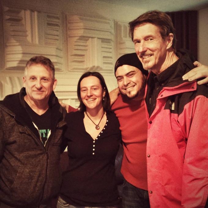 Ammed, me, Ryan, Steve