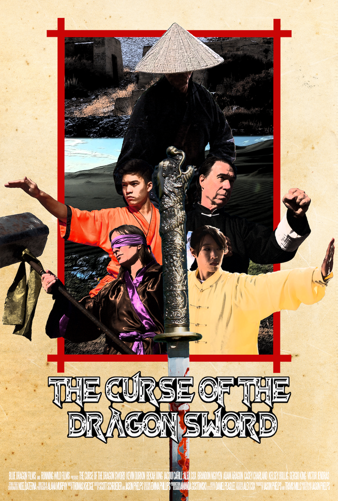 The Curse of the Dragon Sword by Running Wild Films — Kickstarter