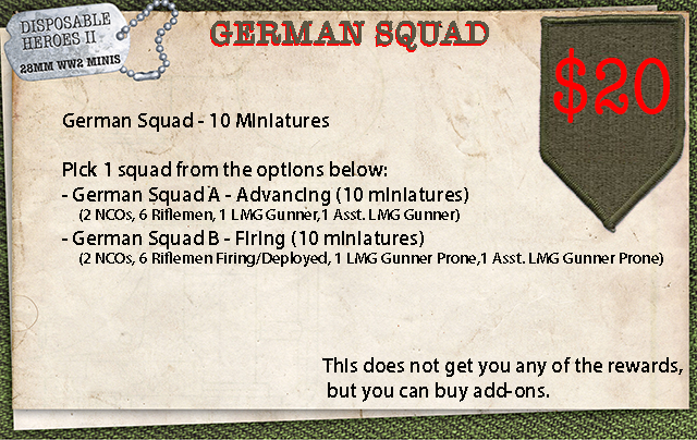 German Squad