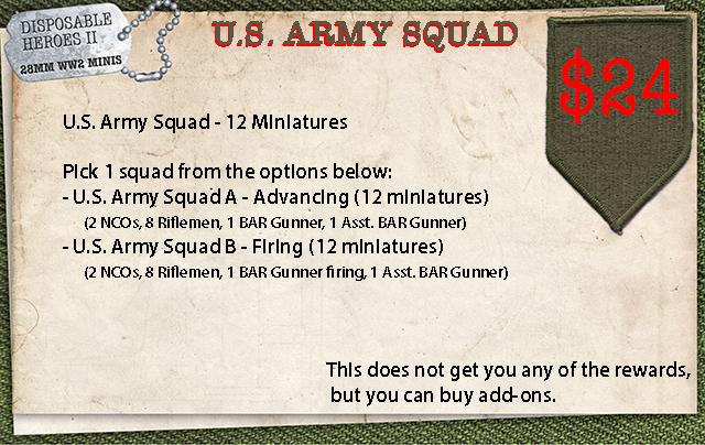 U.S. Army Squad