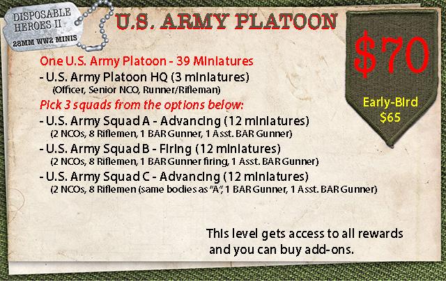 U.S. Army Platoon