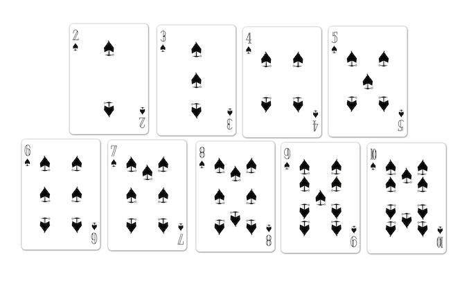 Bicycle Nebula Playing Cards by Barry — Kickstarter