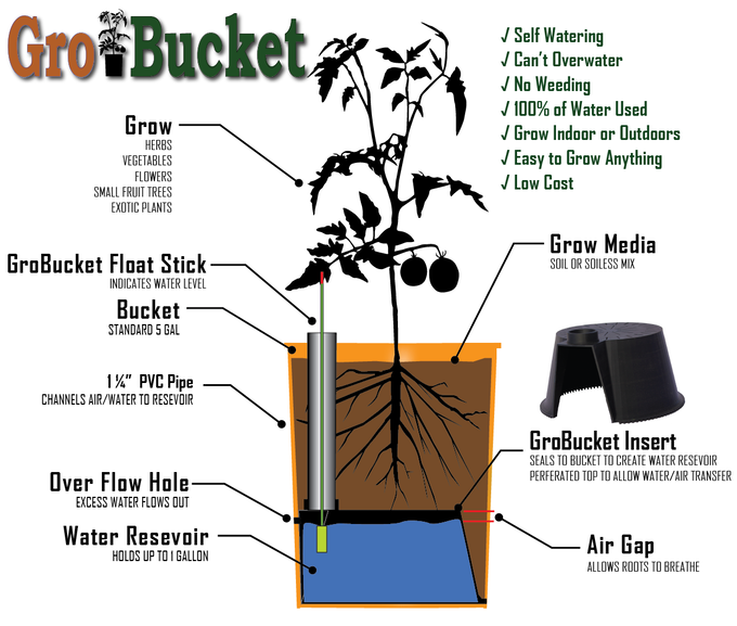 GroBucket Info Graphic