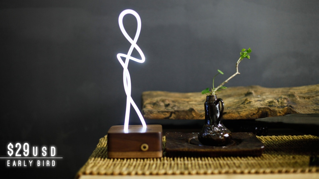 Art Lamp: A creative Lamp with 1000 shapes project video thumbnail