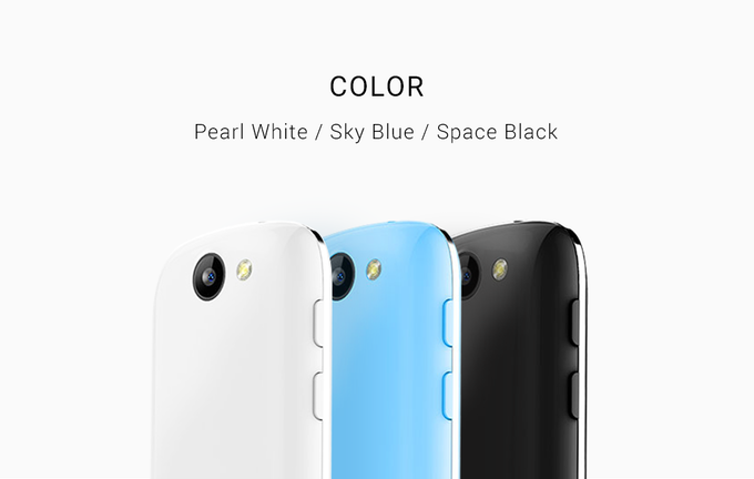 3 colors available