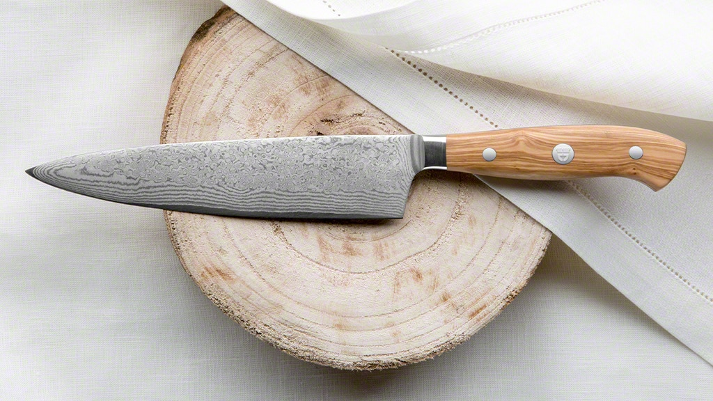 ChefsTalk Knife powered by Germancut - Made in Germany project video thumbnail