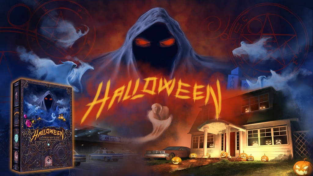 Halloween project video thumbnail