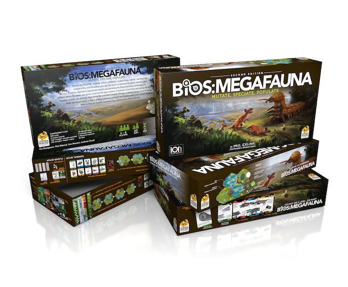 Bios: Megafauna 2 is now available!