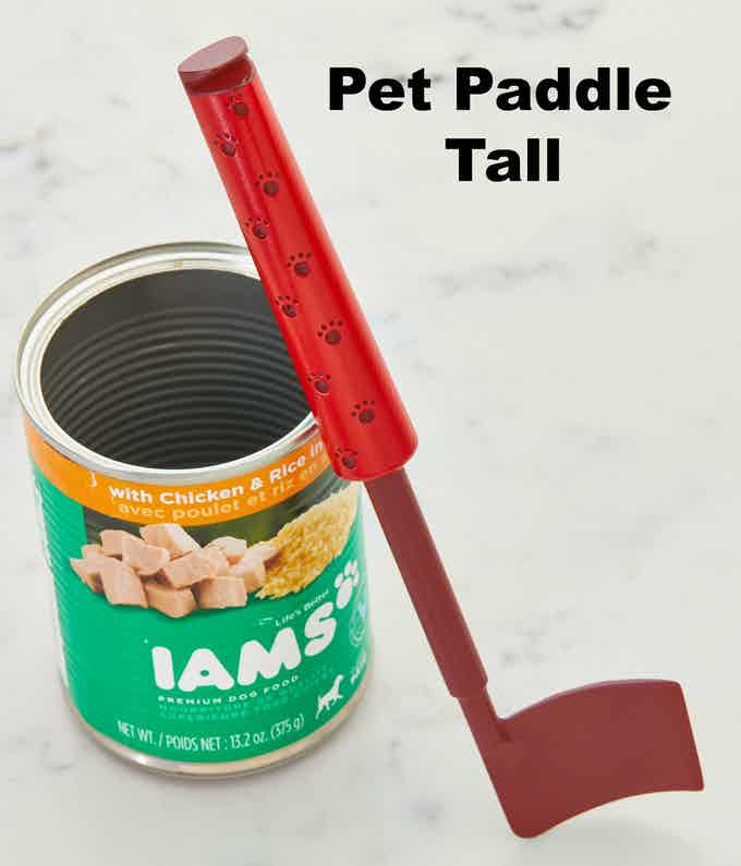 IAMS brand dog food is in no way affiliated with the Pet Paddle