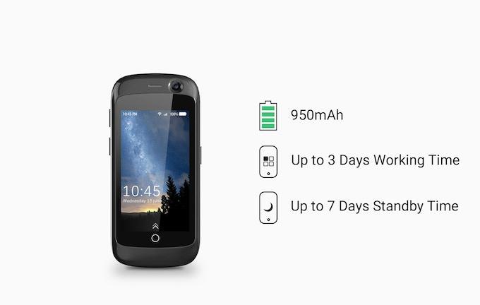 Jelly, The Smallest 4G Smartphone by Unihertz — Kickstarter