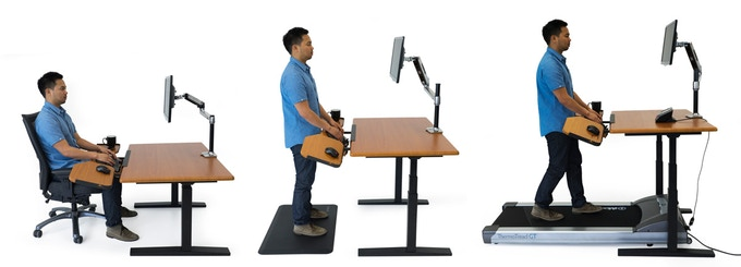 The Elevon takes keyboards trays two steps further on the (r)evolutionary scale