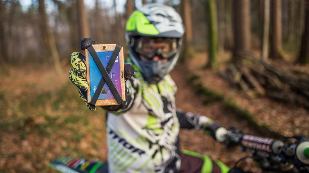 Xavier | Sustainable Sports & Travel Wallet