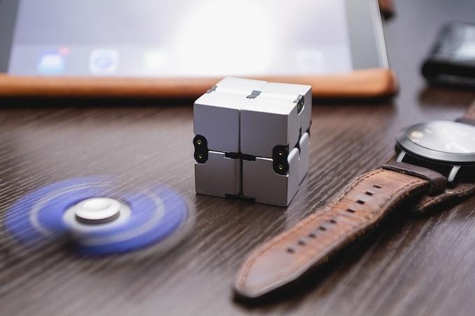 infinity cube, Infinity Cube