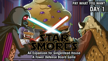 Star Smores - May the Fourth Course Be with You!