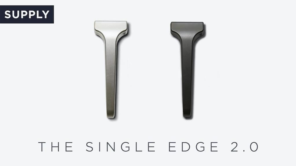 The Single Edge Razor 2.0 project video thumbnail