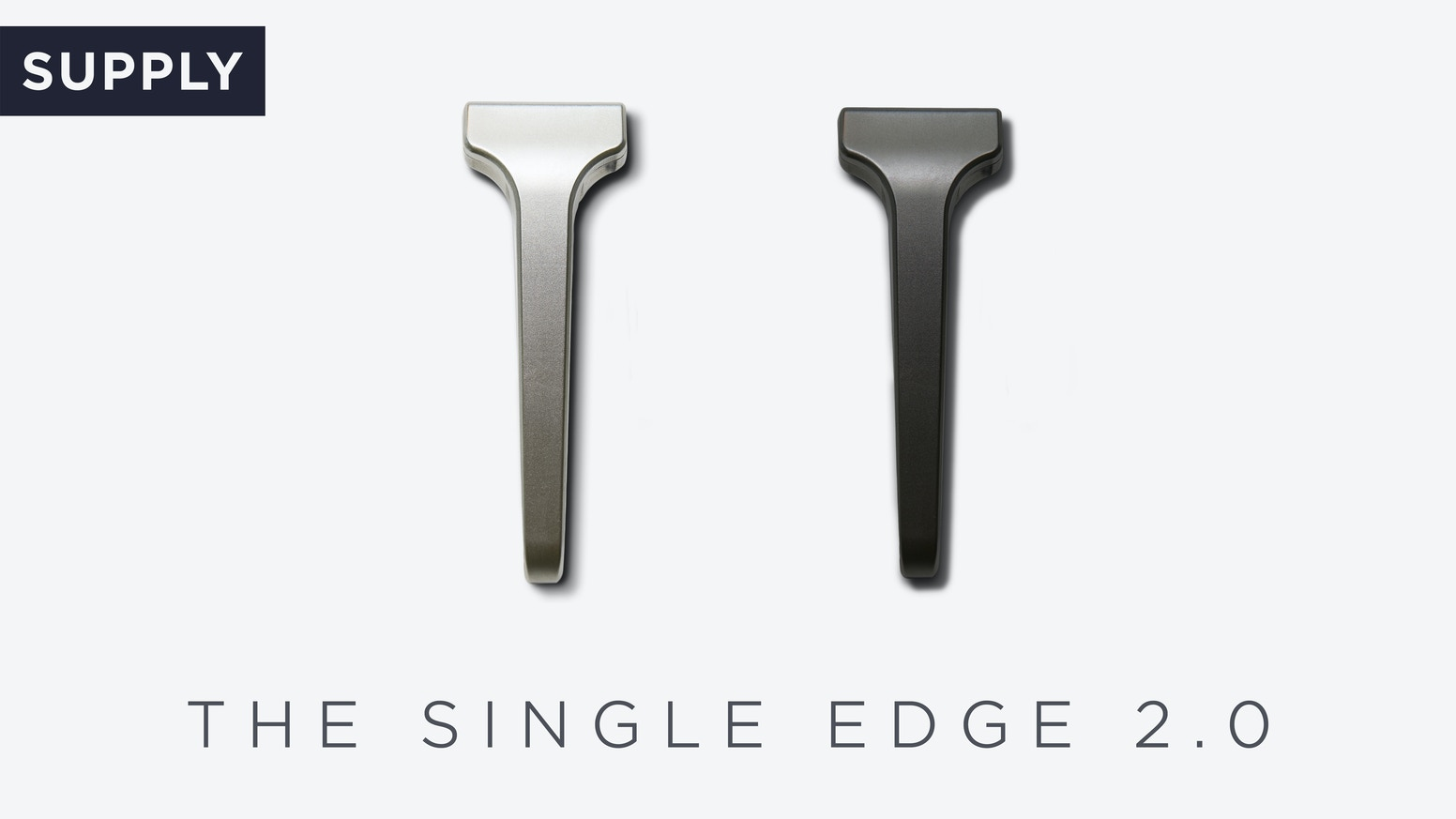 We've taken Kickstarter's most popular single edge razor to the next level. It's time to join the single blade revolution.