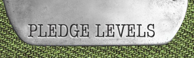 Pledge Levels