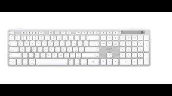 Keyboard with Calculator