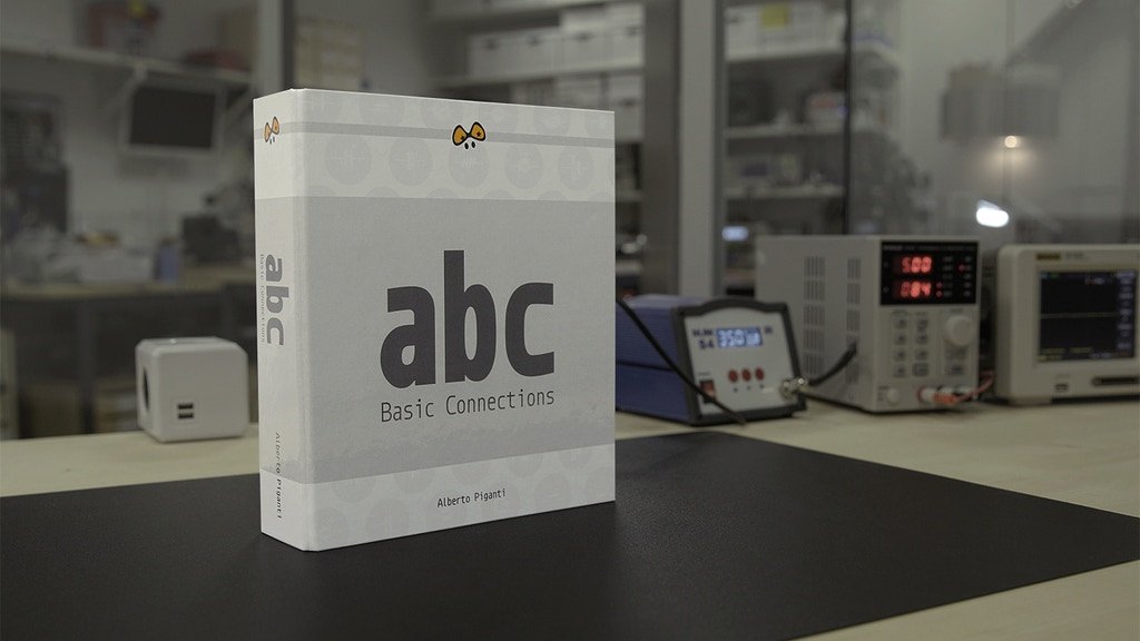 ABC: Basic Connections - The Essential Book for Makers project video thumbnail