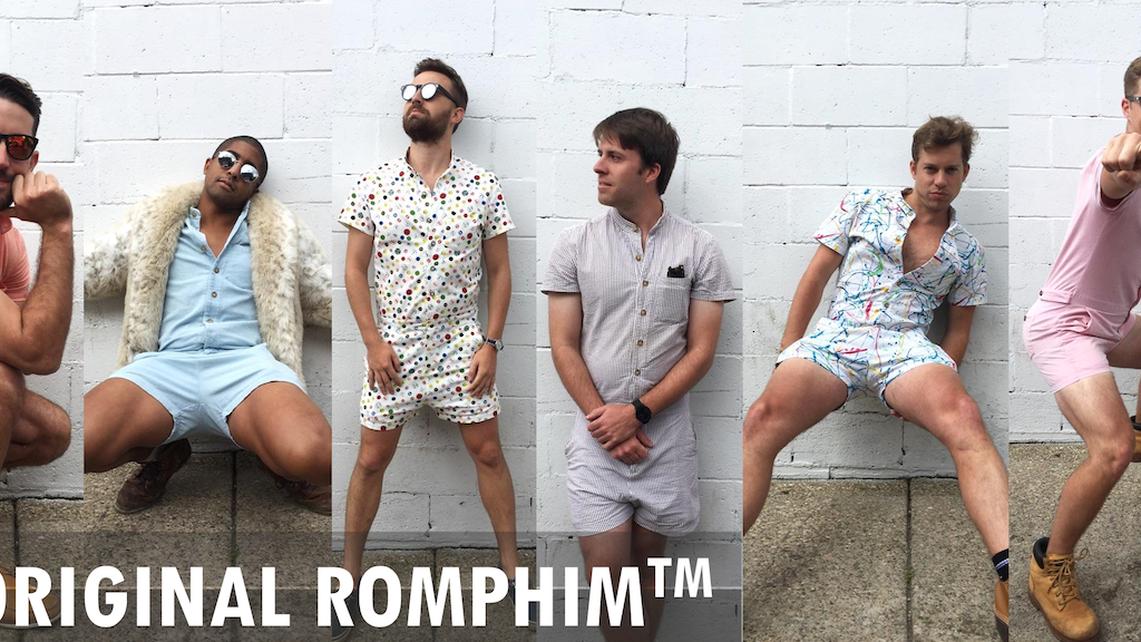 3e7f0b85bf97 The RompHim™  Your new favorite summer outfit project video thumbnail