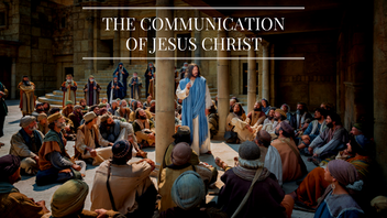 The first book about Christ's communication skills