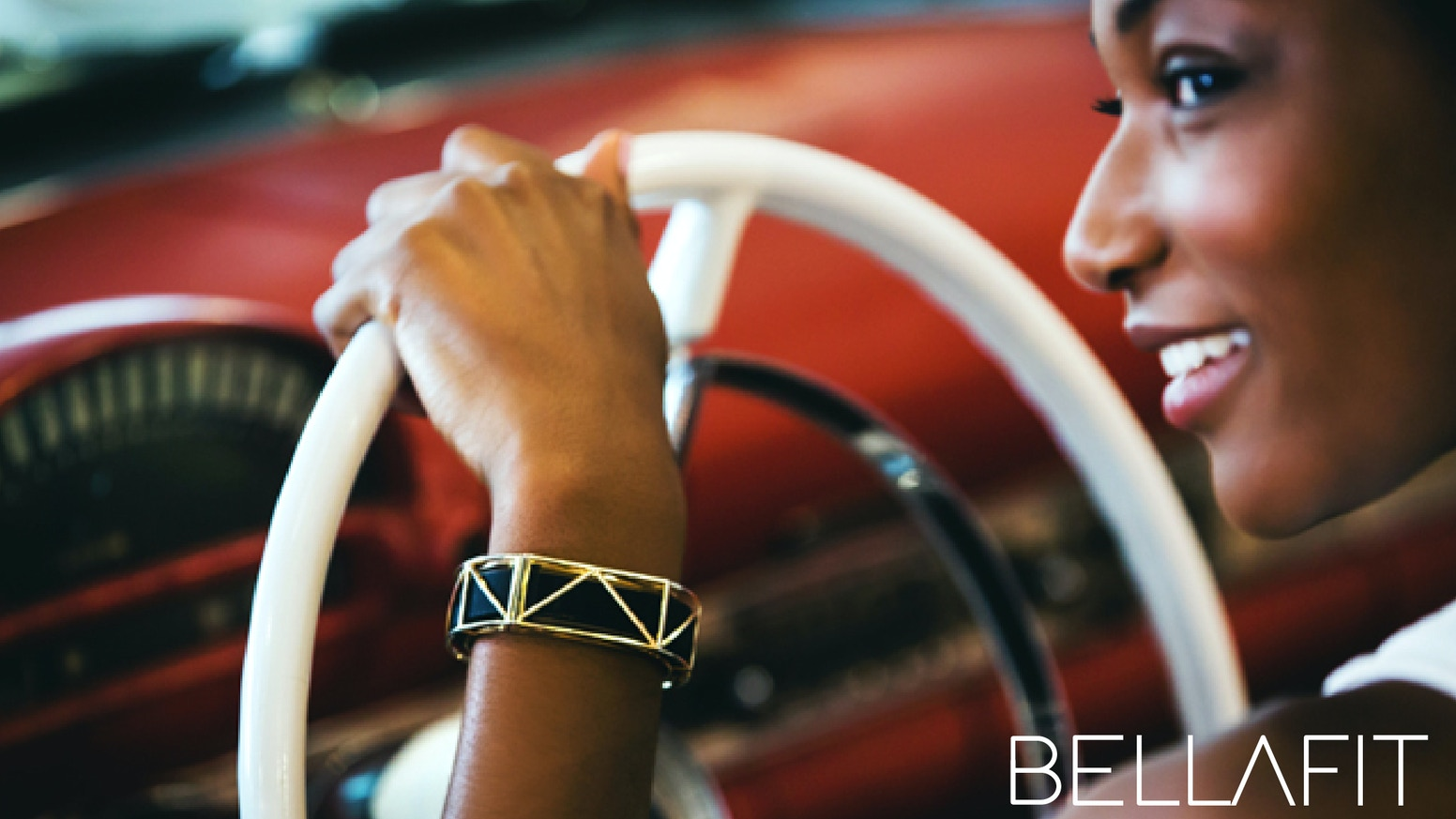 Bellafit complements your fitness tracker, transforming your wearable device into a piece of statement jewelry. Click below and Pre-Order yours!