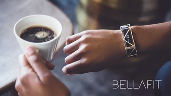 BELLAFIT | Beautiful Jewelry for Fitness Trackers