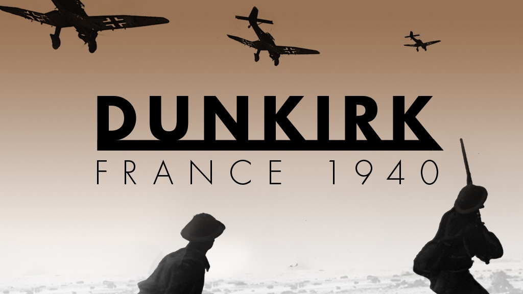 Dunkirk: France 1940 project video thumbnail