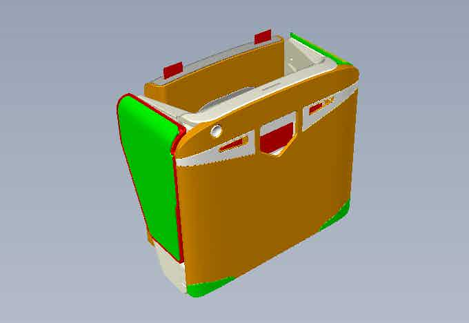 Purse - 3D Prototype