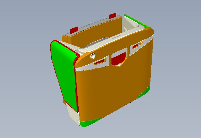 Purse - 3D Prototype