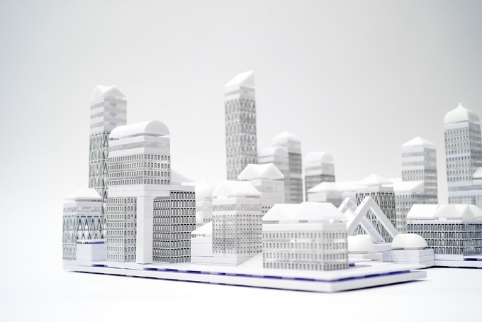 Design and build your realistic city with Arckit Masterplan