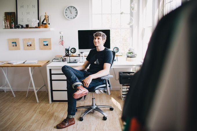 Jeff Sheldon, Founder and Designer of Ugmonk