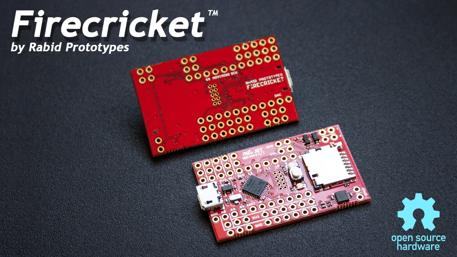 A tiny 32-bit Arduino compatible light, sound, & motion controller you can program yourself!