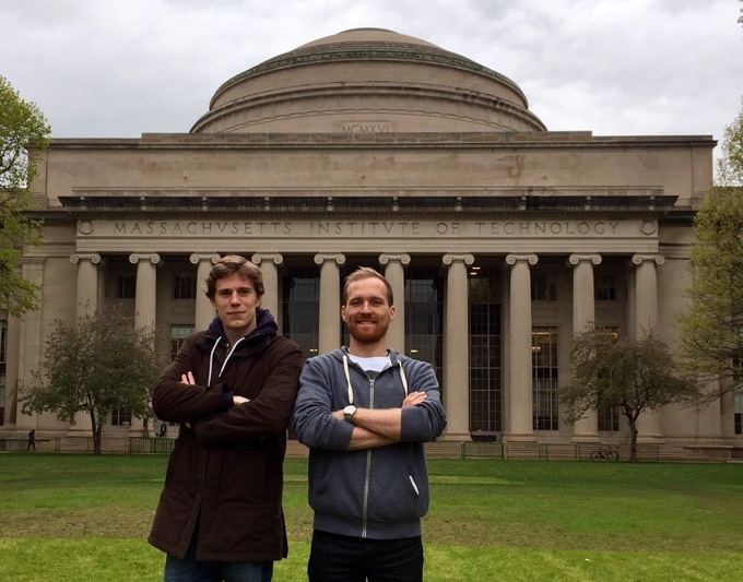 Visiting MIT, Boston, May 2017
