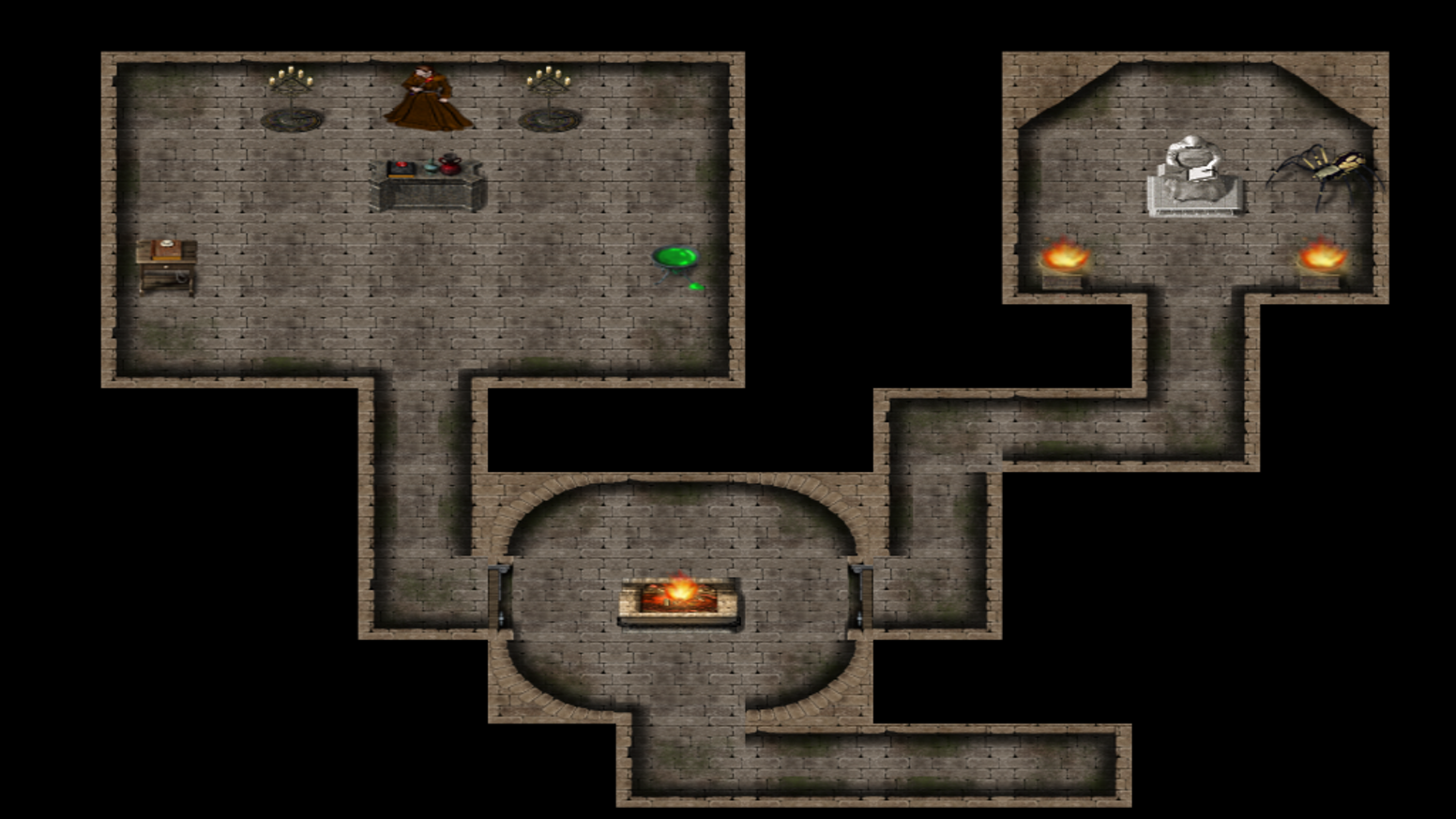 Endless RPG: A Random Dungeon Generator for Pen & Paper by Dan