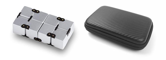 Custom carry case.