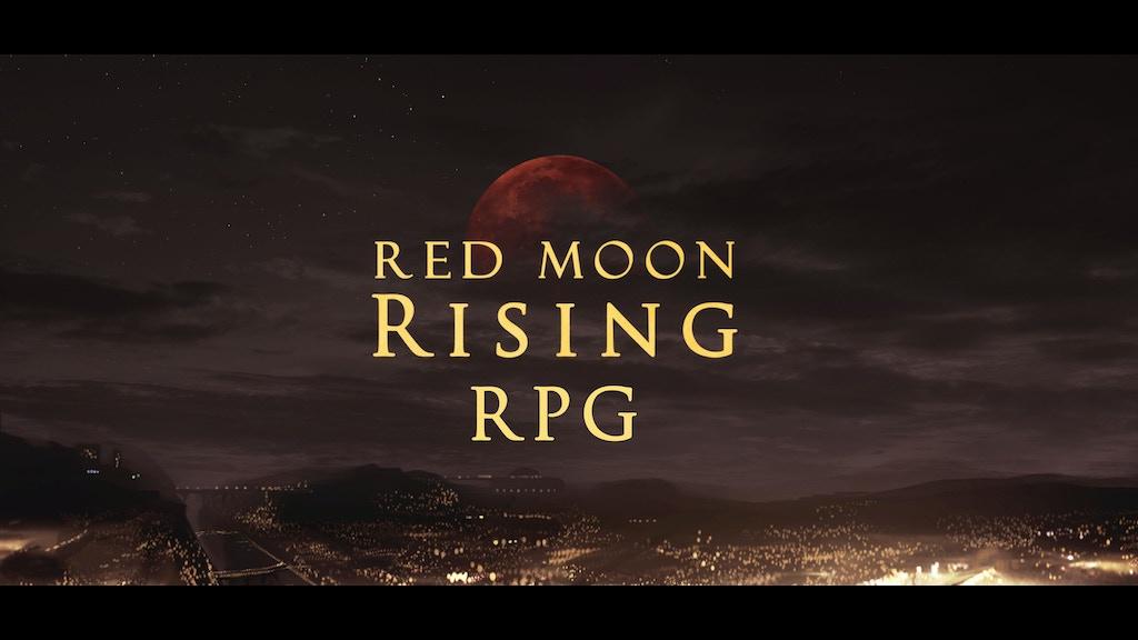 red moon rising brzezinski - photo #35