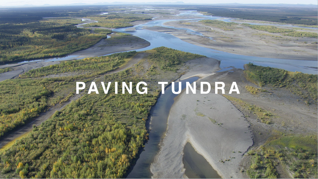 Paving Tundra project video thumbnail
