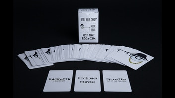 Pull Your Card Hip Hop Trivia