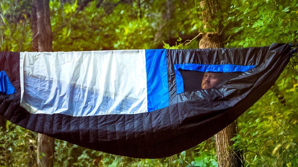 The SHEL: Ultralight Hammock Shelter by Khione Outdoor Gear project video thumbnail