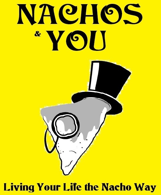A parody employee handbook by a fictional supernatural being at a fictional nacho company to teach you about nacho etiquette, science, theory, and living your life one chip at a time.