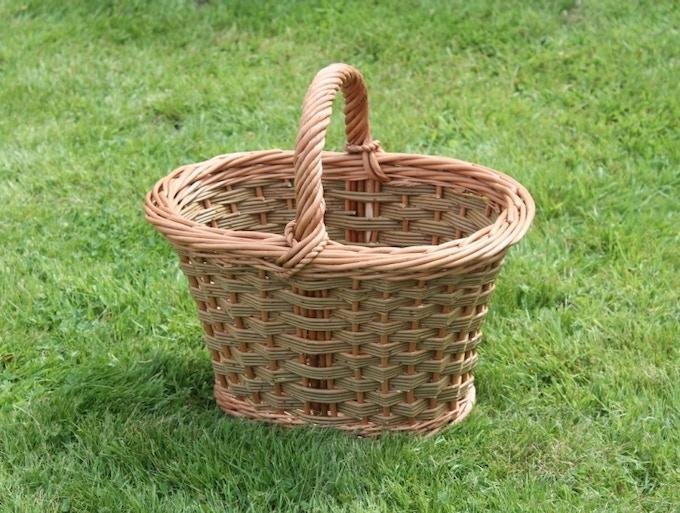 Sustainable basket