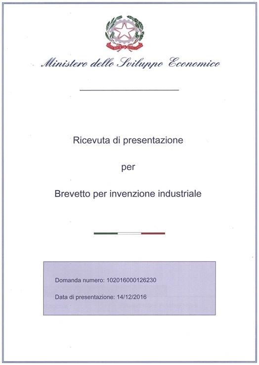 Idea Brevettata / Patented Idea