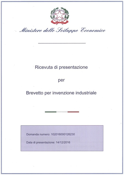 Idea Brevettata / Patented Idea