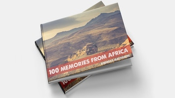100 memories from Africa - An epic photo book