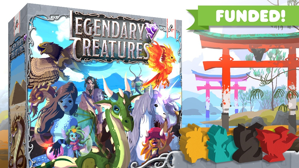 Legendary Creatures project video thumbnail