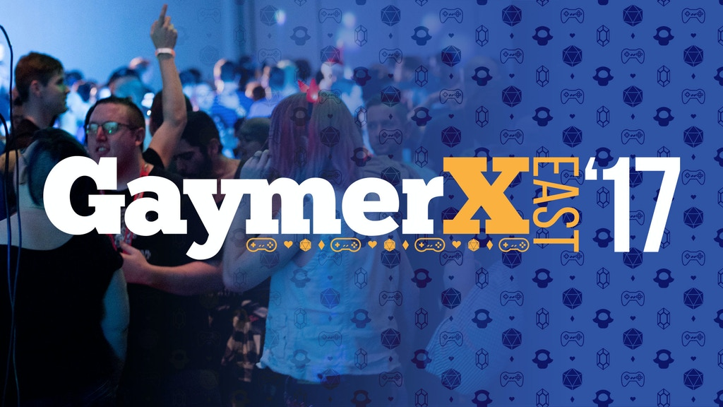 GaymerX East 2017! November 4th & 5th #GXEast17 project video thumbnail